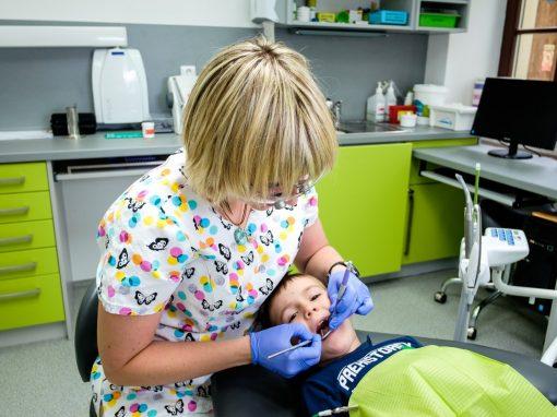 Péče o dětské pacienty
